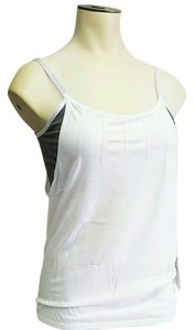Jois JOIS seamless White Yoga With Built-in Bra Racer Back