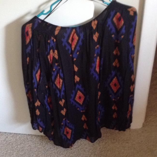 Lucky Brand Top Navy blue Image 2