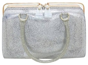 Satchel in Silver
