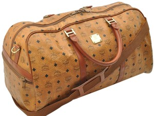 MCM Burberry Louis Vuitton Travel Bag