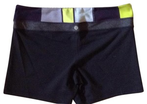 Lululemon Lululemon boogie shorts size 12- worn once!