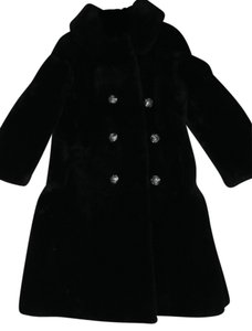 Spear & Picardi Satin Lining Fur Coat