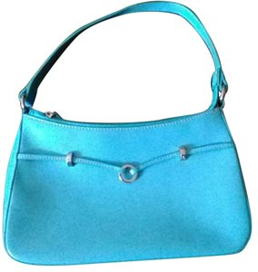 Wilsons Leather Satchel in Blue