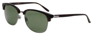 Gucci New Gucci 2227 Sunglasses Gold/havana/green