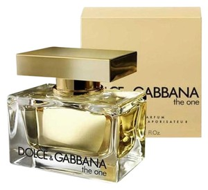 Dolce&Gabbana THE ONE by DOLCE & GABBANA Eau de Parfum Spray ~ 2.5 oz / 75 ml