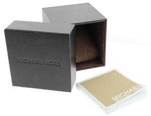 Michael Kors Leather Men's Watch Box