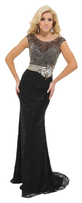 Tony Bowls New Prom Tbe11446 Size 6 Dress