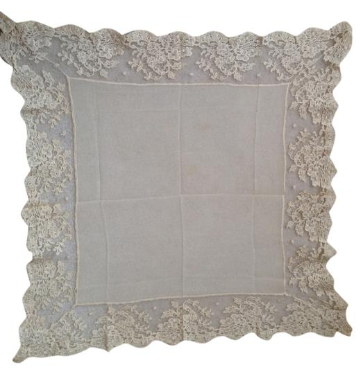 Preload https://item5.tradesy.com/images/other-vintage-silk-scarf-with-lace-trim-1683539-0-0.jpg?width=440&height=440