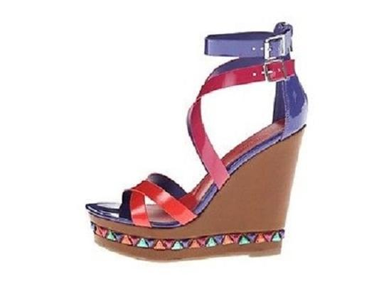 Unlisted by Kenneth Cole Multi-Color Wedges
