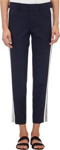 Vince Capri/Cropped Pants Coastal Blue