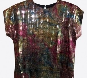 Other Top Gold/Black/Multi