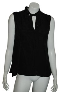 Frame Denim Top BLACK