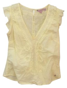 Ted Baker Top Yellow
