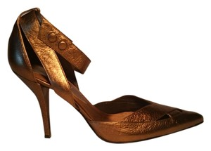 Nine West GOLD Pumps