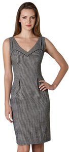 Diane von Furstenberg Wool Shift Sheath Dress