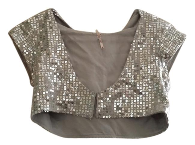Preload https://item4.tradesy.com/images/free-people-top-silver-1683743-0-0.jpg?width=400&height=650