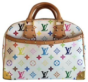 Louis Vuitton Satchel in Multicolor