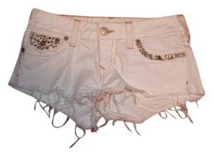 True Religion Shorts White