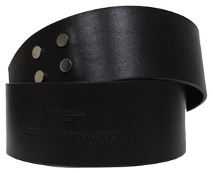 Balenciaga Balenciaga Couture Paris Wide Leather Waist Belt Size 80 cm/32 in