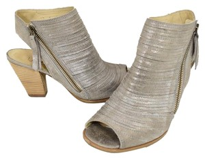 Paul Green Bootie Wedge SMOKE Sandals