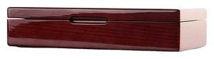 Cartier Cartier Wood Box Jewelry Watch Case Rare With Accessories and Box