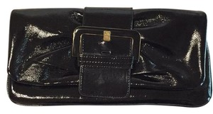Ted Baker Black Clutch
