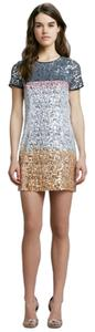 Diane von Furstenberg Dvf Embellished Sparkle Dress