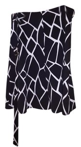 Worthington Skirt Black/ white