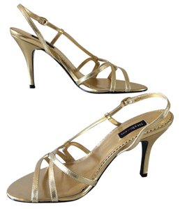 Style & Co Gold Sandals