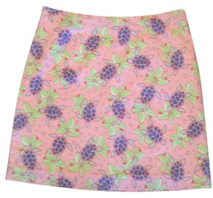 Vineyard Vines Mini Skirt Print