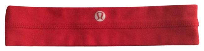 Item - Red Headban Hair Accessory