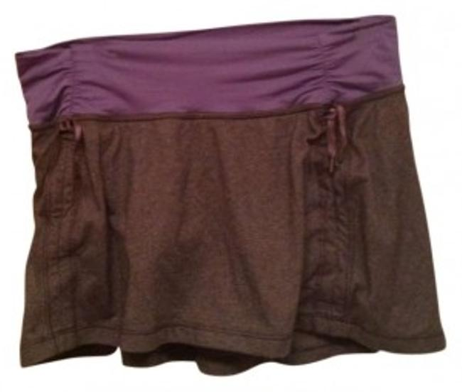 Preload https://img-static.tradesy.com/item/168411/lululemon-charcoal-grey-with-purple-band-running-activewear-skirt-size-6-s-28-0-0-650-650.jpg