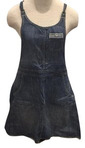 Levi's short dress Denim on Tradesy