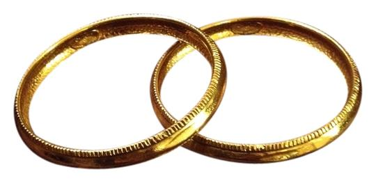 Preload https://item5.tradesy.com/images/chanel-two-vintage-chanel-gold-plated-bangles-1684149-0-0.jpg?width=440&height=440