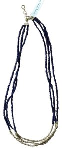Lucky Brand Lucky Brand Beaded Necklace, Medium Dark JLRY3411