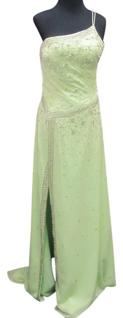 Item - Mint Green 635 Long Formal Dress Size 8 (M)