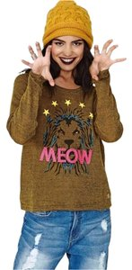 Nasty Gal Roar Knit Sweater