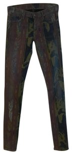 Citizens of Humanity Stretchy Skinny Jeans-Coated