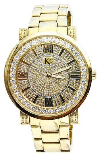 Preload https://img-static.tradesy.com/item/16842937/gold-tone-bling-out-dial-watch-0-1-540-540.jpg