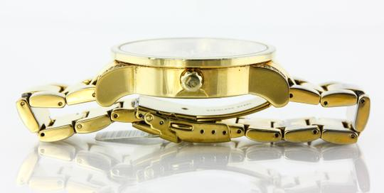 KC * KC Bling Out Dial Gold Tone Watch Image 3