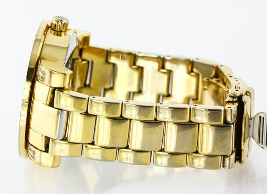 KC * KC Bling Out Dial Gold Tone Watch Image 5