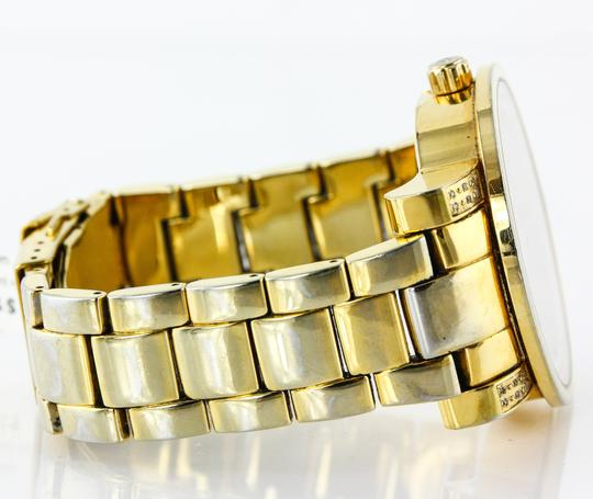 KC * KC Bling Out Dial Gold Tone Watch Image 6