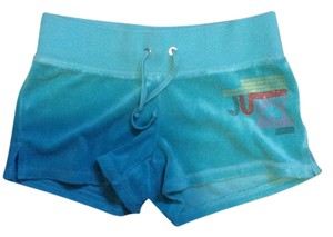 Juicy Couture Mini/Short Shorts Blue