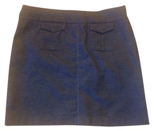 Old Navy Mini Skirt Dark Blue