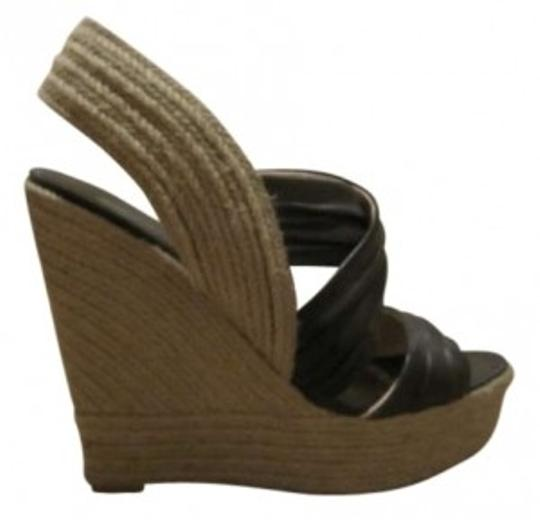 Boutique 9 Black Wedges
