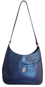 Giani Bernini Satchel in Navy Blue