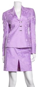 Versace Two Piece Skirt Suit