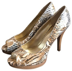 Nine West Animal print Platforms