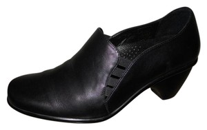 Dansko Leather black Pumps