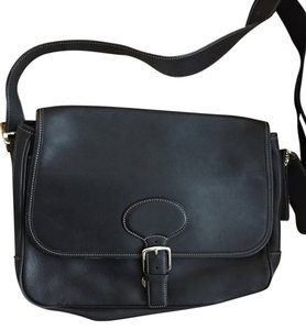 Coach Messenger Leather Cross Body Bag
